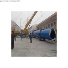 Success proved palm fiber rotary dryer