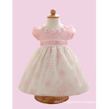 2017 Flower Girl Child Of 5 Years Old Birthday Dress Puffy Party Dresses