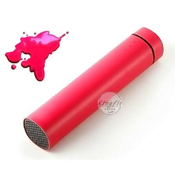 Hot Promotional Mini Gift 4000mAh Power Bank Speaker