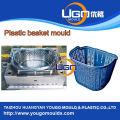 Produit de produit domestique et moule d'injection en plastique Mode de façonnage moule panier d'achat