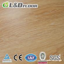 8mm ac3 / ac4 / ac5 sistema de bloqueo fácil piso laminado precio barato
