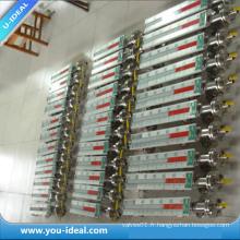 Indicateur de niveau magnétique - Indicateur de niveau de liquide (UHC-C) / Commutateurs de niveau de flotteur, transmetteur de niveau de flotteur