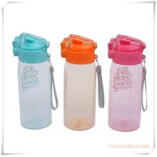 Botella de agua sin BPA para regalos promocionales (HA09065)