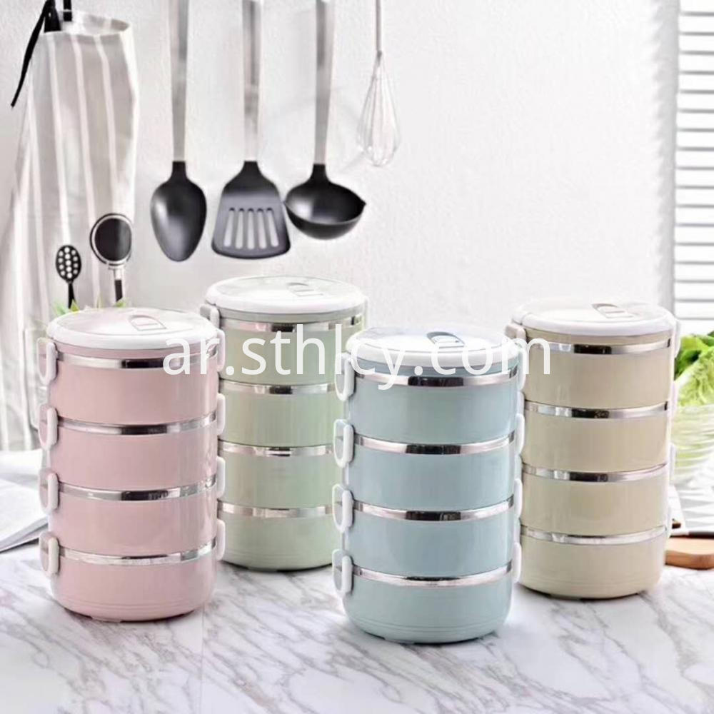 Stainless Steel Food Containers Wholesale