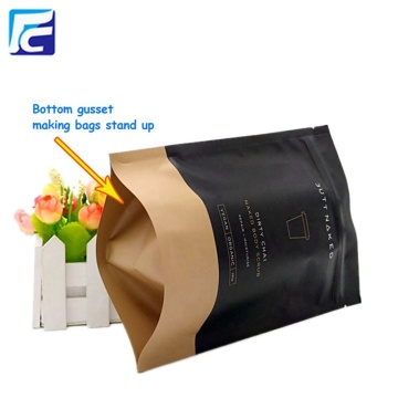 High quality plastic waterproof ziplock bags for food