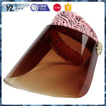 Latest product simple design cheap sun visor hat wholesale