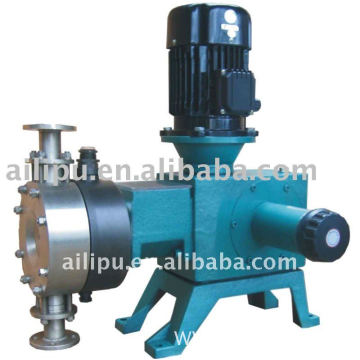 Stainless Steel Hydraulic Metering Pump