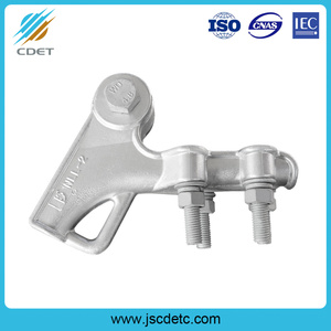Aluminium Alloy Strain Tension Clamp Dead End Clamp