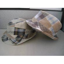Hot Selling Gentleman Fedora Hat, casquette de baseball de sport