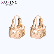 96927 xuping new gold design women african earrings