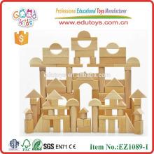 Petits jouets en bois de haute qualité 180pcs pour enfants