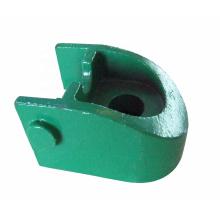 Empresa de peças de suspensão para reboque de fundição de cera perdida