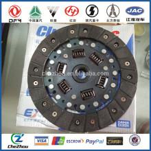 Placa de embrague 1602010-B para dongfeng k07 dongfeng repuestos
