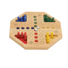 Wooden Chess Board Game 2015 (CB1011)
