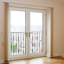 Puerta de cristal de aluminio y precio del marco de la ventana.