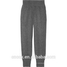 15STC6002 100% calças de caxemira