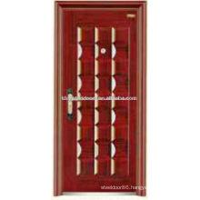 Commercial Steel Security Door KKD-546 For Entry Door Design