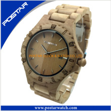 China Supplier Wooden Watch with Factory Price