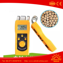 High Accurate Advanced Electromagnetic Sensing Technology Inductive Wood Moisture Meter