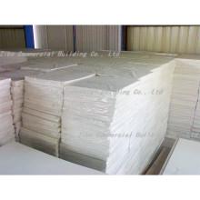 Tablero de espuma de PVC blanco, hoja de PVC