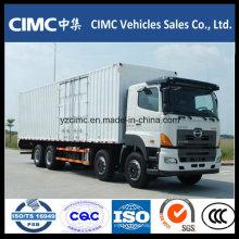 Camión de carga Hino 8X4 Euro IV 350-380HP