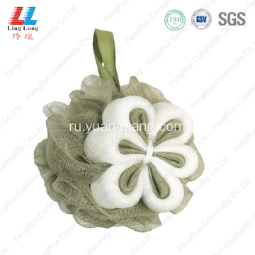 luffa+bath+Lovely+mesh+sponge+ball