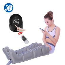 Amazon Hot Sale presoterapia air pressure normatec leg massager for blood circulation