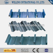 2014 Deck Flooring Sheet / metal decking sheet / galvanized steel floor flooring sheet