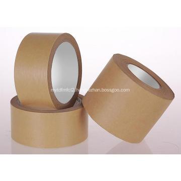 Brown kraft adhesive sealing tape