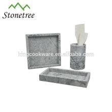 Plateaux de service en marbre antidérapants en gros