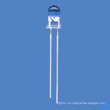 Brillo estupendo redondo de 5m m LED (GNL-5053UWC)