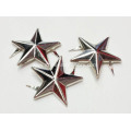 10mm Spikes Star Studs