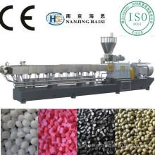 PE PET PVC plastic pelletizer machine