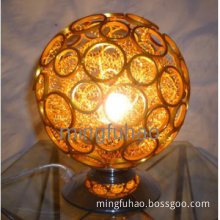 High quality table lamp in ball shape