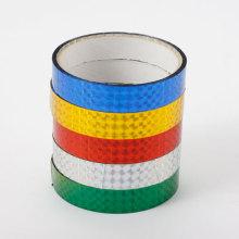 Cinta adhesiva transparente de color