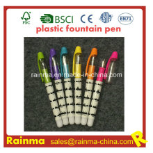 Plástico pluma líquida con buen color de impresión