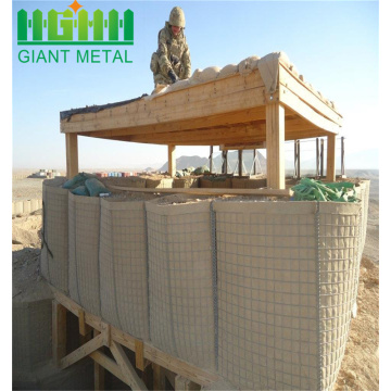수비 요새 Hesco Barrier Blast Wall