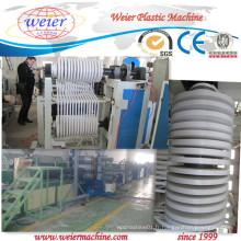 Ligne d'extrusion de feuille de PVC de bordure avec faible prix