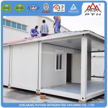 Быстрый строительный контейнерный дом / дом