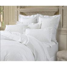 Housse d'oreiller 100% coton 1cm / 3cm / 5cmstripe (DPFP8022)