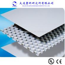 DSY-FWB-1600 plastic bubble sheet/ guard machine
