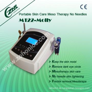Keine Nadel Mesotherapie Hautpflege Schönheit Maschine 122-Molly