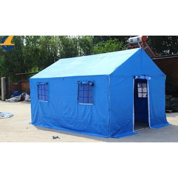 Tienda de refugio de socorro en casos de desastre tienda de refugiados