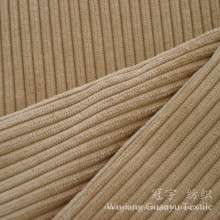 Polyester and Nylon Corduroy Cut Pile Fabric