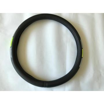 Different color car steering wheel cover