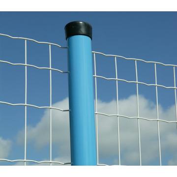 PVC beschichtete Autobahn Sicherheit Post Zaun (Anjia-067)