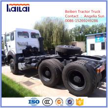 Трактор грузовик beiben 380HP соответствуют Мерседес-Бенц грузовик