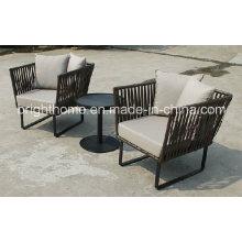 Ручная сплетенная мебель сада / набор отдыха отдыхая / напольная мебель (BP-260)
