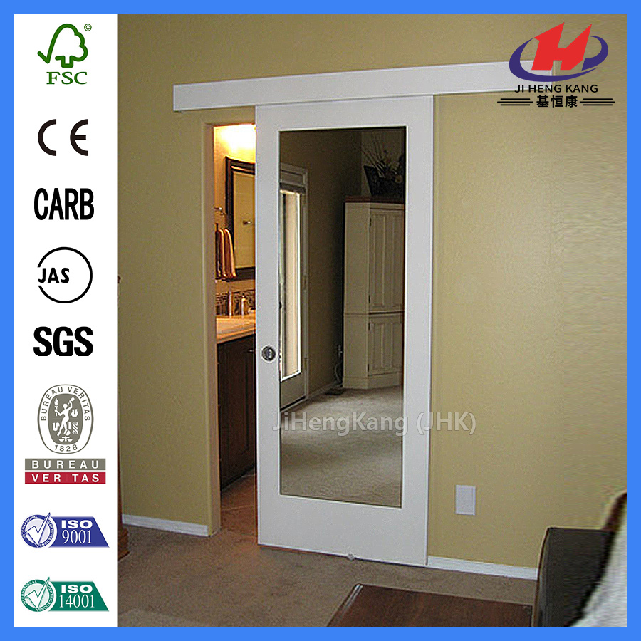 China Interior Sliding Closet Door Pocket Door Barn Door Factory