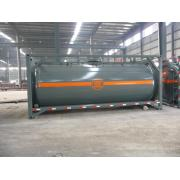 20FT Tank Container For Sulfuric acid